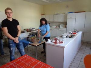 """Die """"Küchenfee"""""""